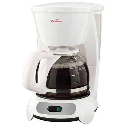 Sunbeam Bvsbtf6 033 5 Cup Switch Coffee Maker