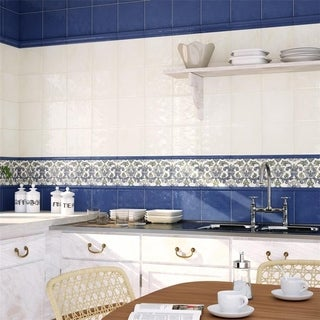 Blue Tile For Less Overstock