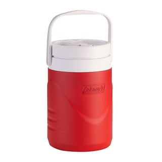 Coleman 1 Gallon Jug Cooler Red