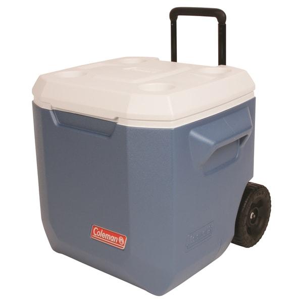 Coleman Blue 40-quart Wheeled Xtreme Cooler