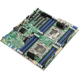 Intel S2600CW2SR Server Motherboard - Intel Chipset - Socket LGA 2011