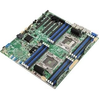 Intel S2600CWTR Server Motherboard - Intel Chipset - Socket LGA 2011-