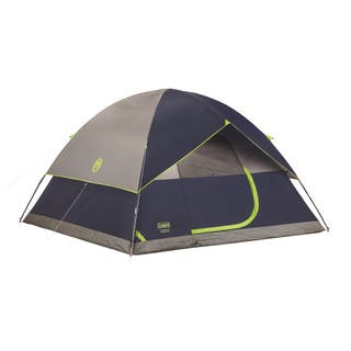 Coleman Navy Grey Tent Sundome 10x10|https://ak1.ostkcdn.com/images/products/11023789/P18039452.jpg?impolicy=medium