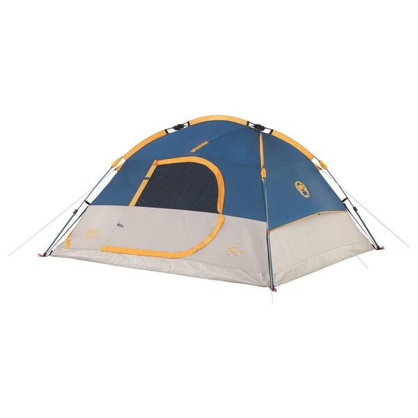 Coleman Tent 4P Flatiron Instant Dome