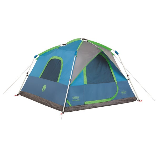 Coleman Tent 4P Instant Signal Mountain
