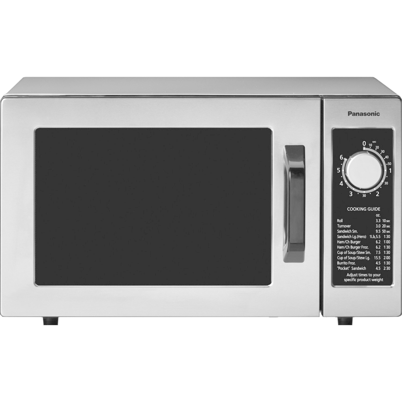 Shop Panasonic 1000 Watt Commercial Microwave Oven Ne