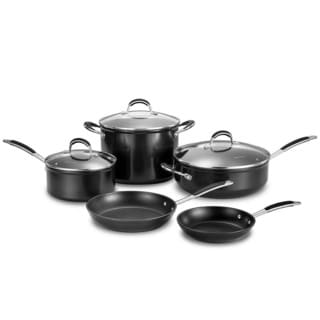 Momscook Signature Induction Compatible Nonstick 8-piece Cookware Set