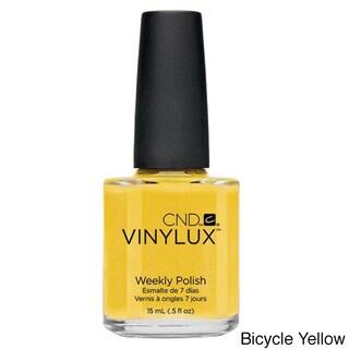 CND Vinylux Nail Polish (Option: Bicycle Yellow #104)