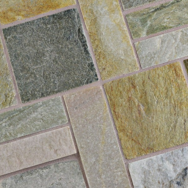 natural stone floor and wall tile