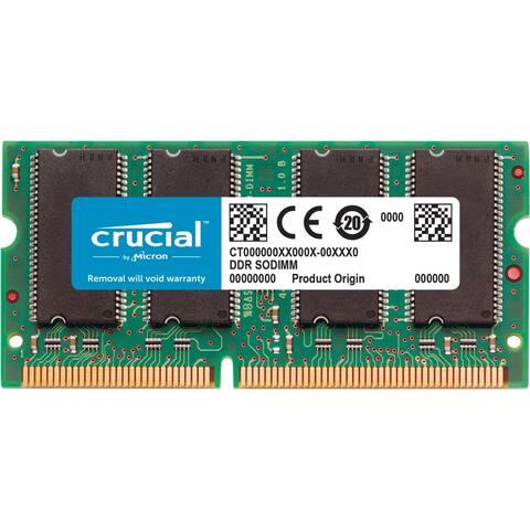 Crucial 16GB (1 x 16 GB) DDR3 SDRAM Memory Module