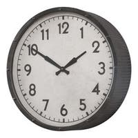 Berta Ivory Wall Clock
