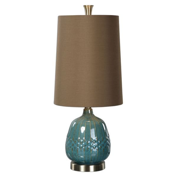 Casaletto Blue Ceramic Lamp