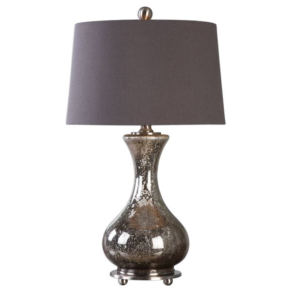 Pioverna Mercury Glass Table Lamp