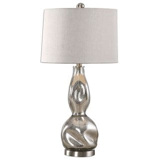 Dovera Mercury Glass Lamp