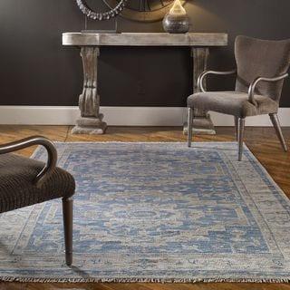 Adana Blue Rug (6' x 9')