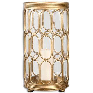 Sosi Gold Candleholder