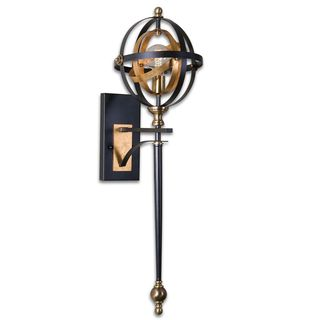 Rondure 1-light Oil Rubbed Bronze Sconce