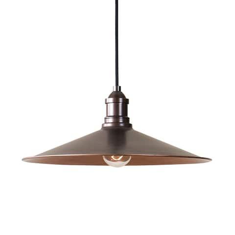 Barnstead 1-light Copper Pendant