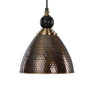 Adastra 1-light Antique Brass Pendant