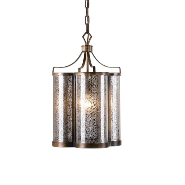 Croydon 1-light Mercury Glass Pendant