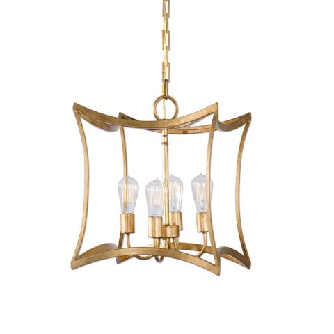 Dore 4-light Lantern Pendant