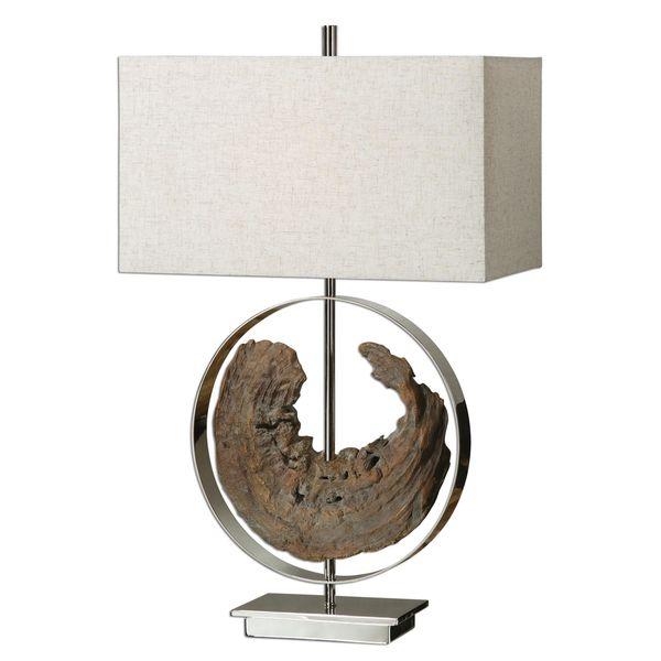 Ambler Driftwood Lamp