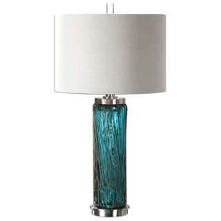 Almanzora Blue Glass Lamp|https://ak1.ostkcdn.com/images/products/11036216/P18050140.jpg?impolicy=medium