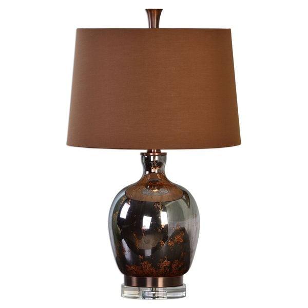 Lilas Mercury Glass Table Lamp