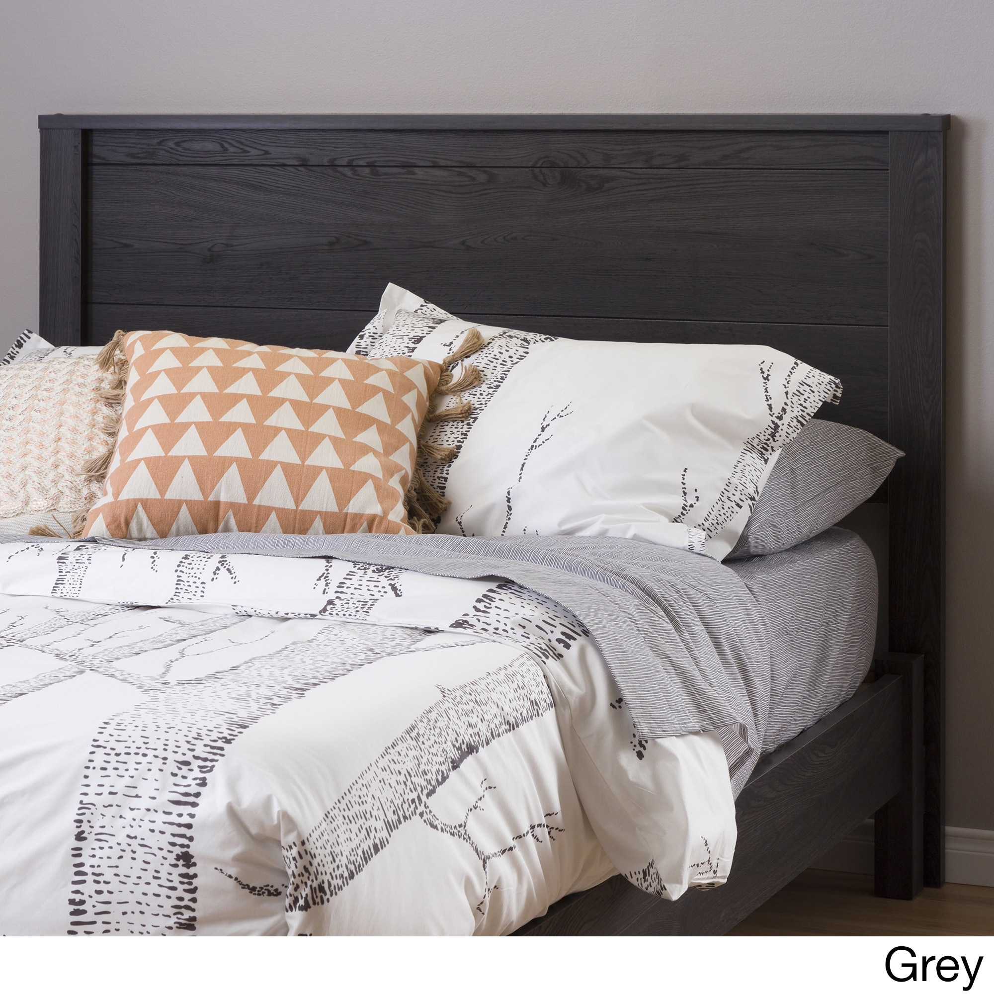 Charmant Buy Grey Headboards Online At Overstock.com | Our Best Bedroom Furniture  Deals