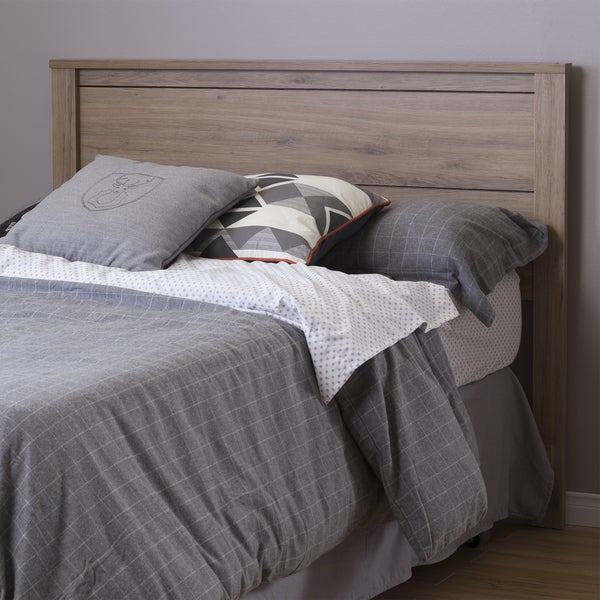 54 Best Images About Complete Bedroom Set Ups On Pinterest: South Shore Fynn Full Headboard (54-inch)