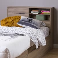 South Shore Fynn Headboard with Storage