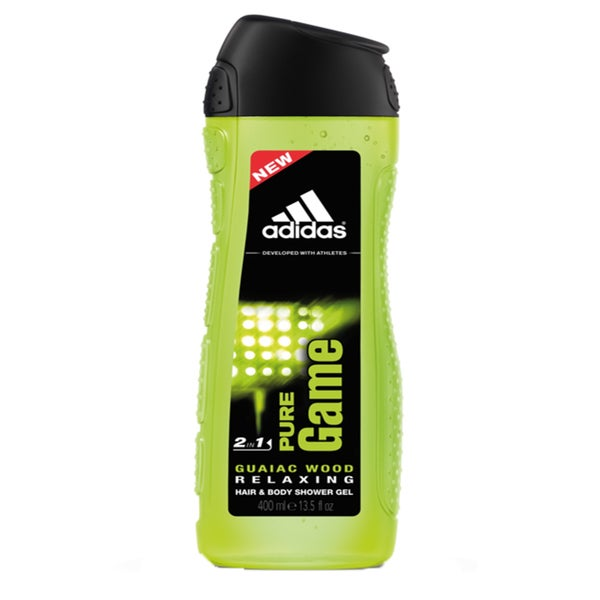 Shop Adidas Pure Game Guaiac Wood Relaxing 2 In 1 Hair And
