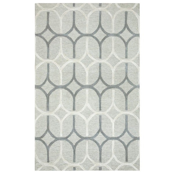 Rizzy Home Caterine Collection CE9653 Area Rug - 9'x 12'