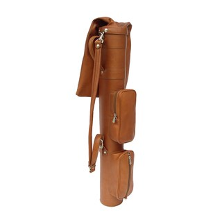 Piel Leather Executive Golf Travel Bag