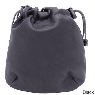 Piel Leather Drawstring Golf Pouch (3 options available)