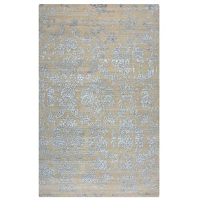 Rizzy Home Avant-Garde Collection Multi-colored Area Rug (9'x 12')
