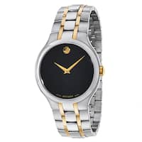 Movado Men's 0606958 Collection Two-tone Stainless Steel Watch