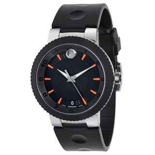 Movado Men's 0606926 Sport Edge Stainless Steel Watch