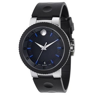 Movado Men's 0606927 Sport Edge Stainless Steel Watch