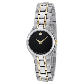 Movado Women's 0606959 Two-tone Stainless Steel Watch