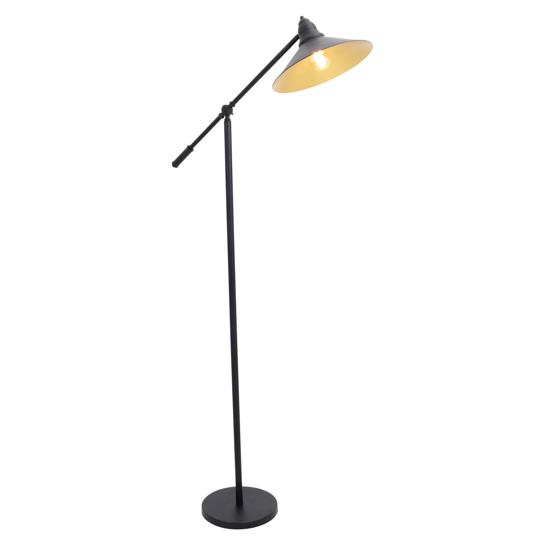 carbon loft daniels mid century modern floor lamp - Mid Century Modern Floor Lamp