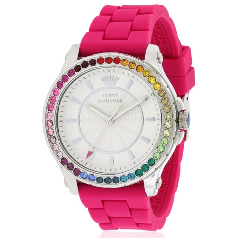 Juicy Couture Women's Pedigree Stainless Steel Watch