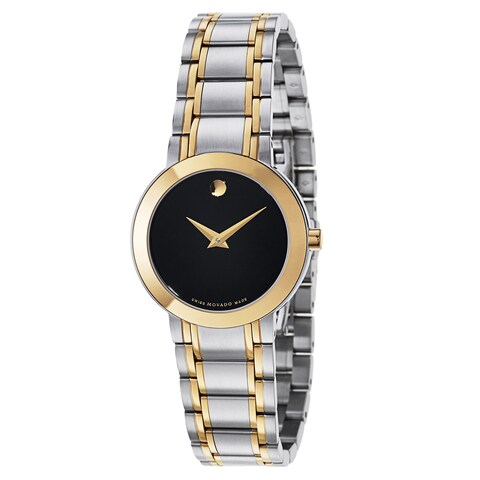 Movado Women's Stiri Two-tone Stainless Steel Watch