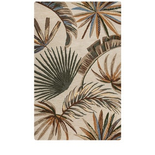 Rizzy Home Cabot Collection Multi-color Area Rug (5'x 8')