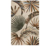 Rizzy Home Cabot Collection Multi-color Area Rug (5'x 8') - 5' x 8'