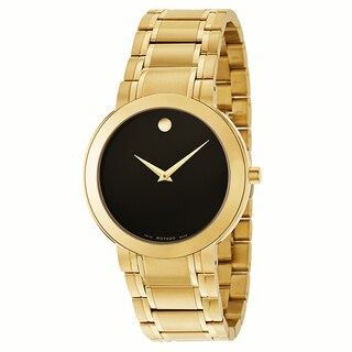 Movado Men's 0606941 Stiri Goldplated Watch|https://ak1.ostkcdn.com/images/products/11036875/P18050624.jpg?_ostk_perf_=percv&impolicy=medium