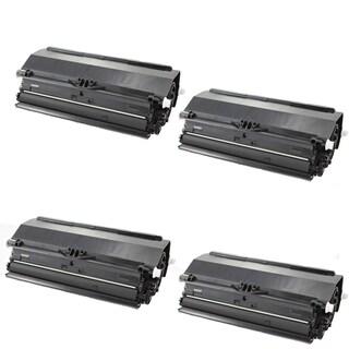 4PK Compatible E450H21A Toner Cartridge For Lexmark E450D E450DN ( Pack of 4)