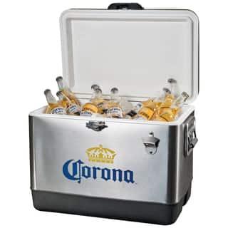 Corona Ice Chest - 54 Quart|https://ak1.ostkcdn.com/images/products/11036951/P18050852.jpg?impolicy=medium