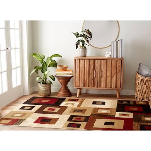 "Home Dynamix Tribeca Harper Area Rug - 6'7""x9'10"""