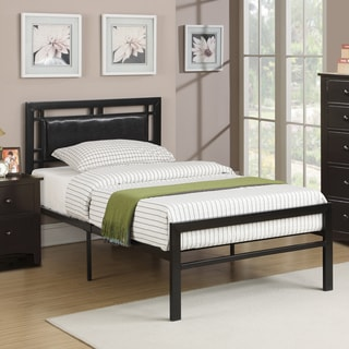 Mospyne Youth Bedroom Set in Black